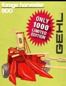 Gehl 800